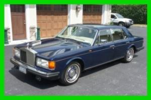 ROLLS ROYCE 1982 SILVER SPUR Photo