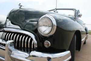 1947 Buick Super /  Custom 56C Convertible / 350/350 / Video / Street Rod