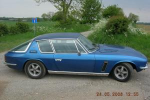 JENSEN INTERCEPTOR MARK III - 1974 - 66000 MILES - SOLID AND ORIGINAL