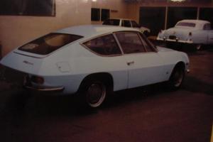 Lancia Fulvia Zagato. 1967 Aluminum Coupe.