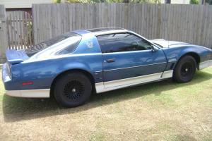 1987 Pontiac Trans AM Formula 1
