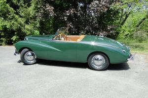 1955 Sunbeam Alpine Mark III