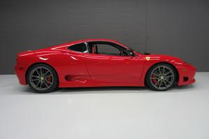 2004 Ferrari 360 Modena Coupe 2-Door 3.6L