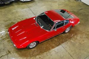 1972 Maserati Ghibli SS 4.9 - 5spd Manual - Matching Numbers