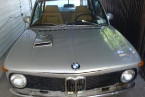 1976 BMW 2002, BMW 2002 TURBO
