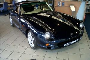 TVR Chimaera 4.0 Convertible Sports Car in Immaculate Condition