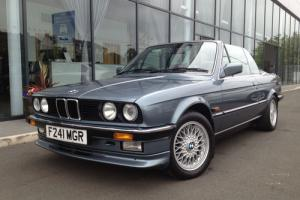 BMW 325i Cabriolet Low Mileage Immaculate Example