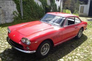 FERRARI 330GT GT 330 250 365 ITALIAN V12 LHD LEFT HAND RARE