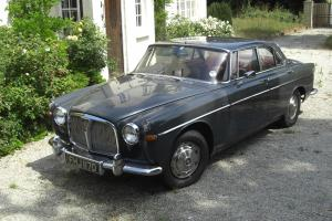 Rover P5 Coupe MK3 very low mileage