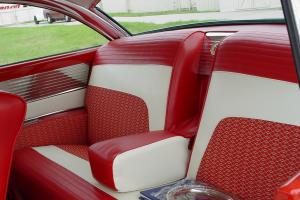 1955 Mercury Car-Total Body Off Restoration in Progress