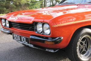 CAPRI RS3100 (REPLICA) with SWAYMAR ENGINE