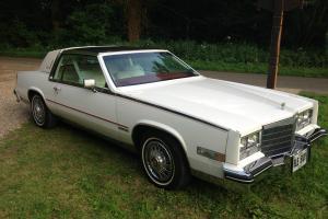 1983 Cadillac Eldorado Biaritz. Amazing condition. 42,000 miles