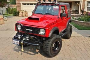 Suzuki Samurai. Over 10k invested. Cruiser or off roader! HEADTURNER!!!