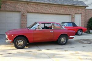 "ALFA ROMEO 1969 GTV 1750cc 105.51 ""BERTONE COUPE"" RARE GARAGE FIND  *LOW RESERVE"