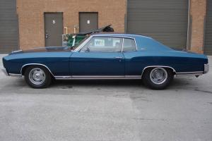 Chevrolet : Monte Carlo CUSTOM     (REPLACED SS454 IN 1972)