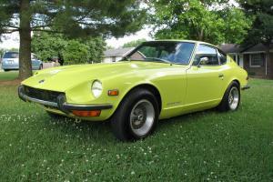 1972 DATSUN 240Z 114K MILES  1 OWNER
