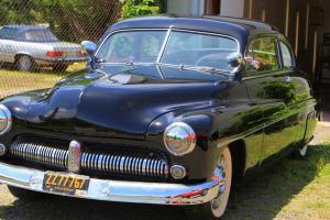 1949 mercury coupe hot rod full race flathead