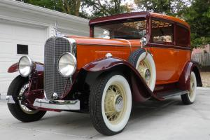 1931 Oakland. Stock. Factory Flathead V8. Matching numbering. Awesome.