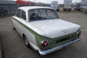 Cortina MK1 - Lotus Engine - 2 Door and GT