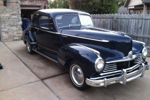 1947 Hudson Business Coupe Photo