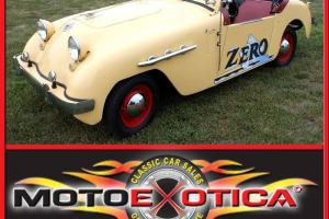 1951 CROSLEY HOT SHOT SUPERSPORT, ACTUAL ZEROMOBILE FROM ZERO CANDY BARS