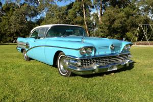1958 Buick Riviera Special 58000 Original Miles Very Clean Cali CAR