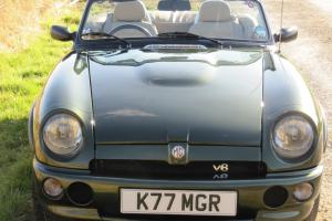 MG RV8 STUNNING CONDITION LOW MILEAGE