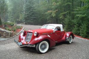 1976 Auburn Boat tail Roadster Speedster Owned By Liberace