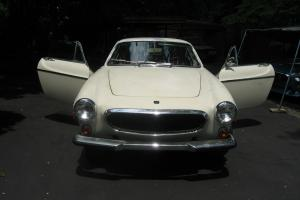 1971 Volvo 1800E Sports Car B20E Fuel Injected Motor 62K Miles  No Reserve