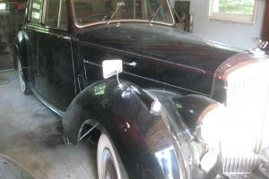 1954 BENTLEY R-TYPE  right hand drive Photo