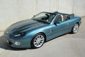 Aston Martin DB7-Vantage-Volante  Photo