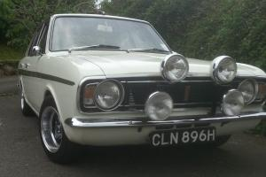 ford cortina gt lotus colours  Photo