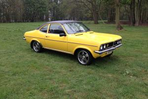 1975 VAUXHALL MAGNUM 1800 YELLOW Excellent condition, Firenza Viva Escort  for Sale