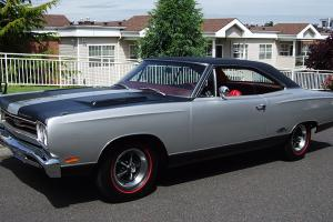 1969 Plymouth GTX 440-375 HP numbers match, Galen Govier decoding documents