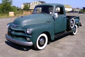 1954 Chevrolet 3100 Pick Up Truck