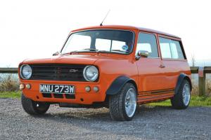 1980 AUSTIN MORRIS MINI CLUBMAN 1380  Photo