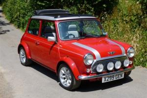 2000 ROVER MINI COOPER SPORT On 11800 MILES FROM NEW
