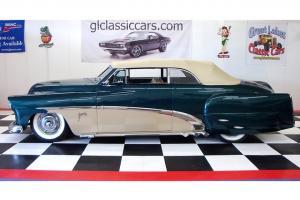 1952 DODGE CORONET CONVERTIBLE LED SLED ALL STEEL MASTERPIECE HEMI SHOW CAR LOOK
