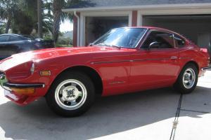 1971 Datsun 240z    *****autographed my Mr. K*****