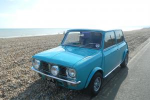 Classic Morris Mini Clubman