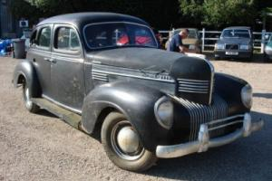 1939 Chrysler Royal Windsor - Rare Classic American
