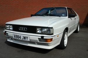 Audi UR Quattro Turbo 1983