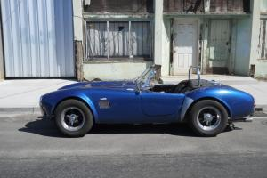 Shelby AC Cobra Unrestored British factory built RHD (NOT A KIT CAR!) replica