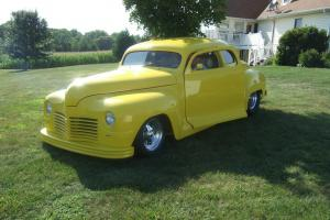 Classic Street Rod - 1948 Plymouth Coupe