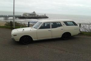 DATSUN 260C ESTATE 1976 MANUAL 12 MONTHS MOT 6 MONTHS TAX VERY VERY RARE