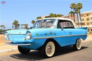 67 Amphicar, restrored, all correct, lots of NOS parts