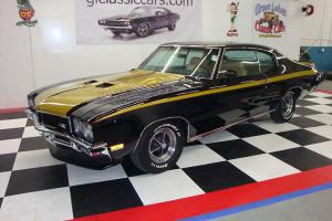 1972 Buick GS 455 GSX Stage 1 Absolutely Stunning Muscle Car Low Reserve