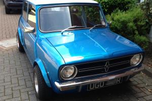 1977 MINI CLUBMAN - 1340 Twin SU Carbs, high lift cam, etc - 97BHP and 2nd engin  Photo