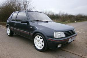 1988 E Peugeot 205 1.9 GTI 130bhp Mk-1 Hatch 3 Door 127mph / 0 to 62
