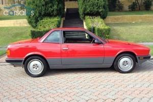 Maserati Karif 1991 2D Coupe 5 SP Manual 2 8L Twin Turbo Mpfi